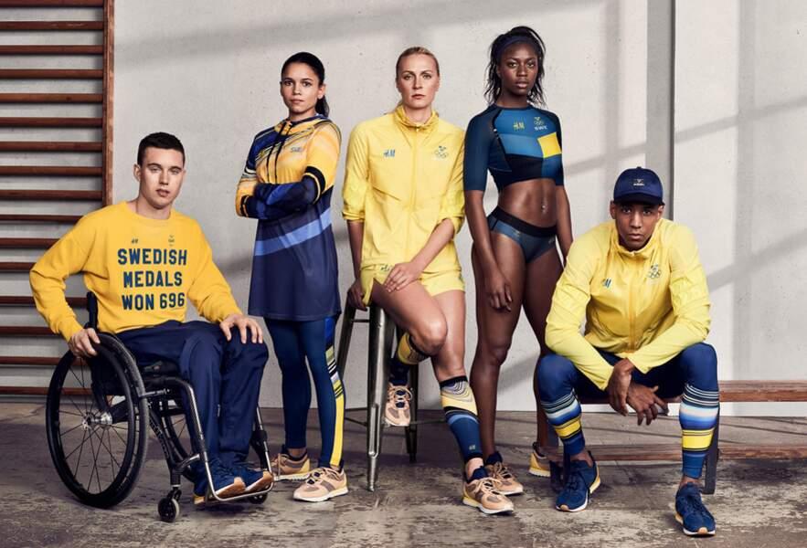 H&M pour la Suède