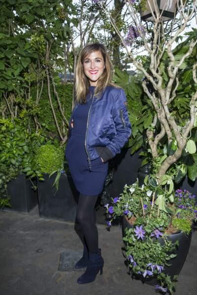 Victoria Bedos en soirée
