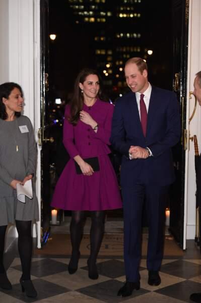 Kate Middleton à Londres