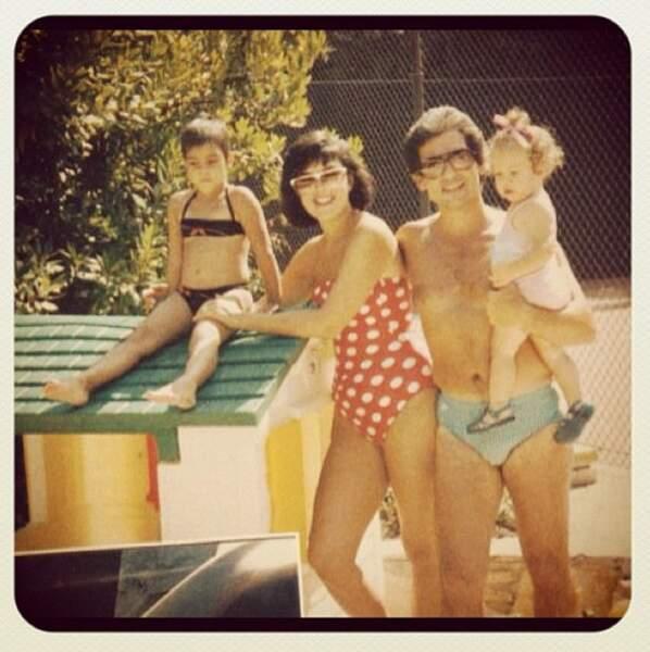 Les filles Kardashian, une enfance dorée au soleil de Californie