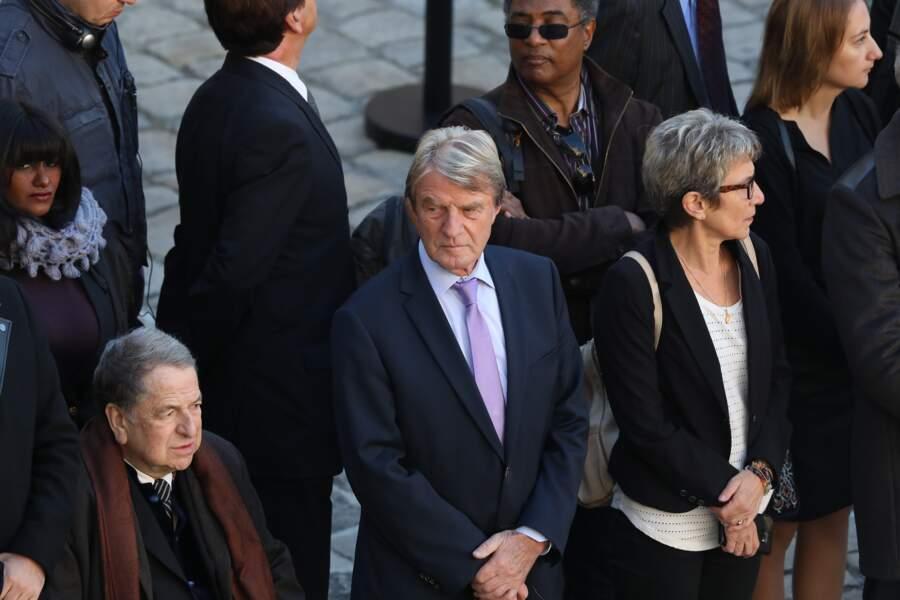 Paul-Loup Sulitzer, Bernard Kouchner