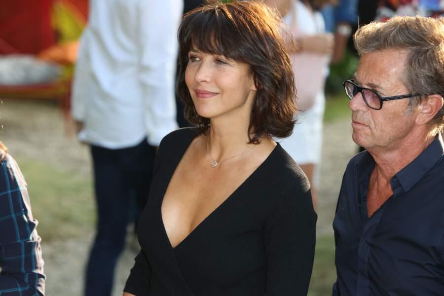 9th Angouleme Film Festival  - Sophie Marceau