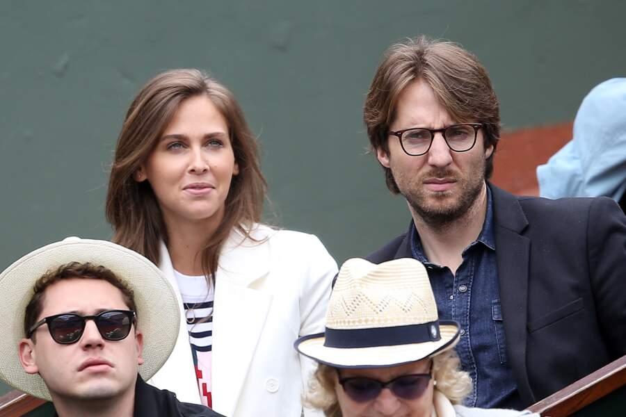 Ophélie Meunier et Mathieu Vergne le 4 juin 2016