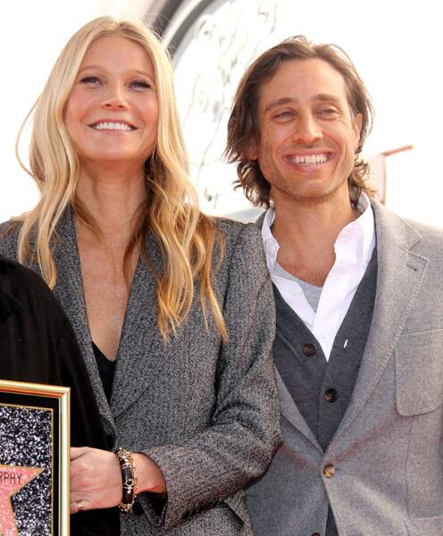 Gwyneth Paltrow et Brad Falchuk
