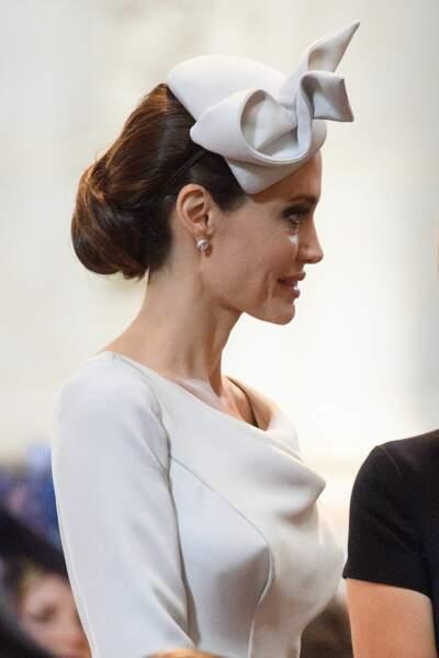 Angelina Jolie : le chapeau lui va si bien