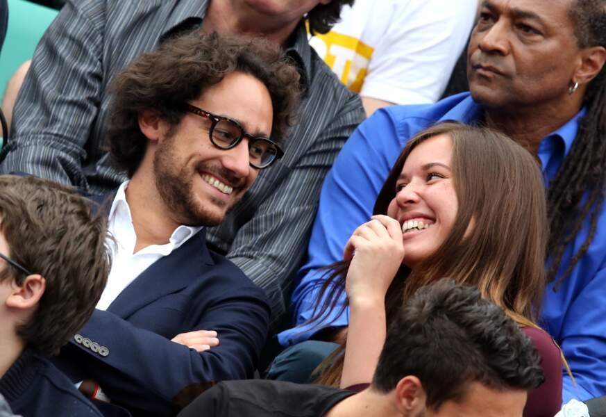 Entre l'avocat Thomas Hollande et la journaliste Emilie Broussouloux, tout roule
