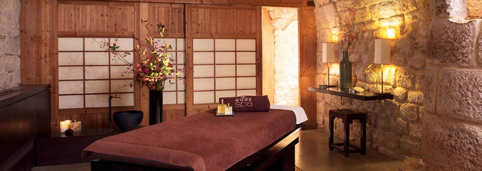Le Spa Nuxe Paris