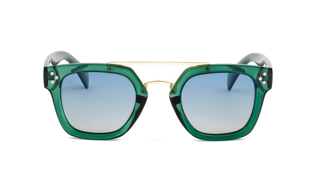 Modèle The Foxx Green, 39,95€, Privé Revaux.