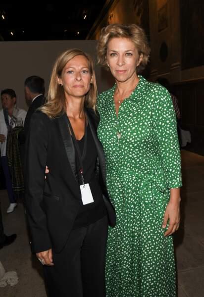 Non loin de là se trouvait Anne Gravoin, l'ex de Manuel Valls