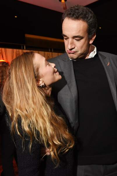 Mary-Kate Olsen et Olivier Sakory étaient à la soirée de lancement du blog Minnie Muse