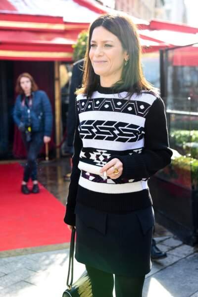 Marina Foïs nommée pour le César de la meilleure actrice