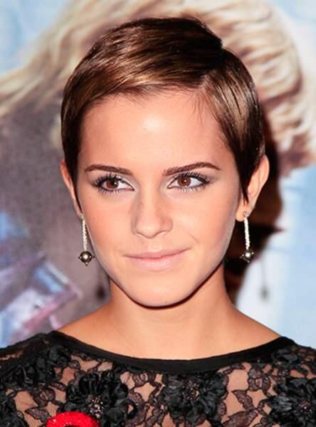Le châtain lumineux d'Emma Watson