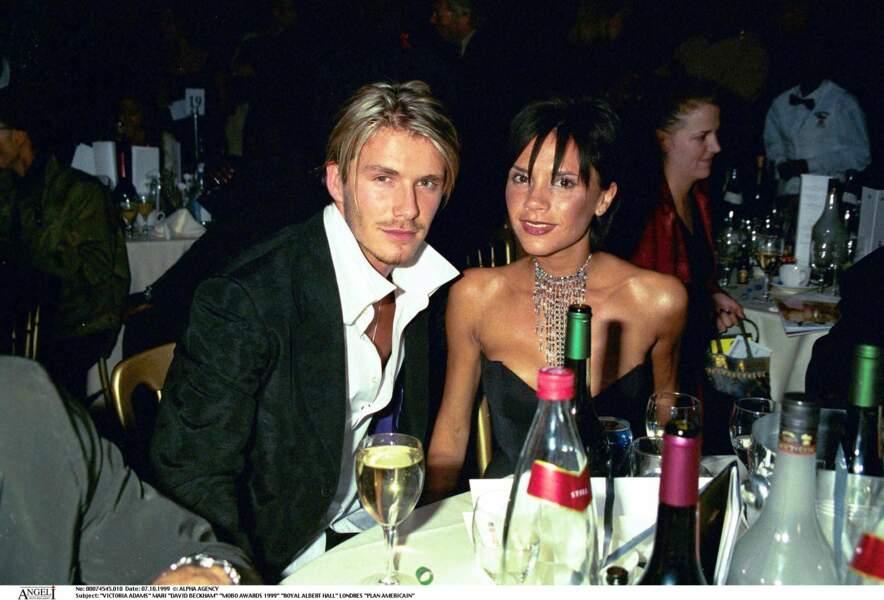 Victoria Beckham à 25 ans