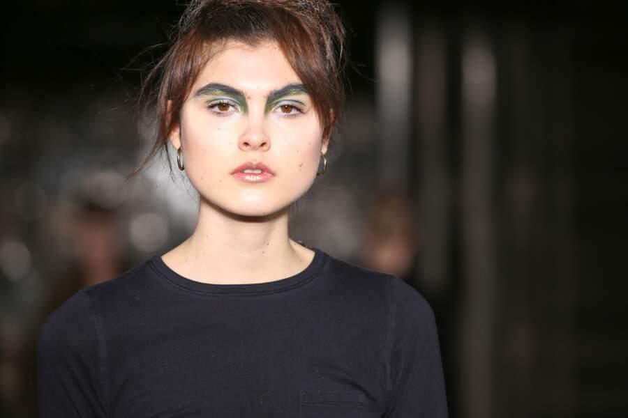 Inspiration Black Swan au défilé NS Gaia, London Fashion Week 2017