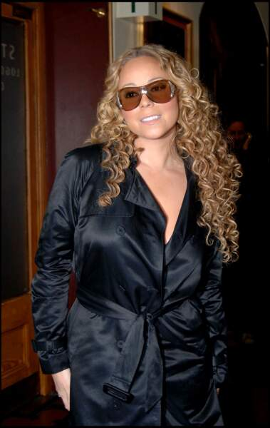 La permanente de Mariah Carey