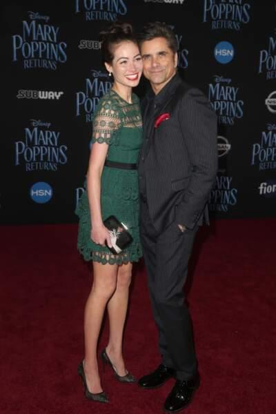 John Stamos et Caitlin McHugh