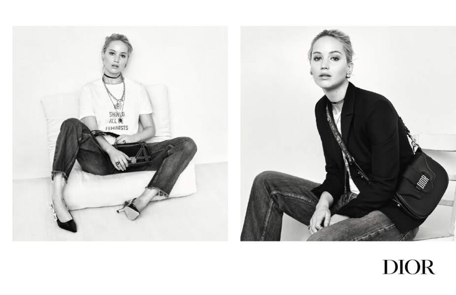 Une idée originale de la nouvelle directrice artistique de la maison Dior, Maria Grazia Chiuri