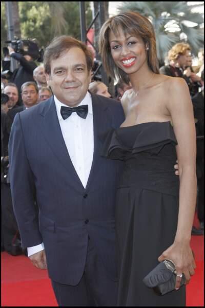 Didier Bourdon et Marie-Sandra sont les heureux parents de deux petites filles