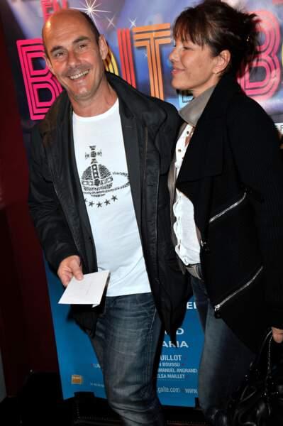 Bernard et Anne Campan sont mariés depuis 25 ans.