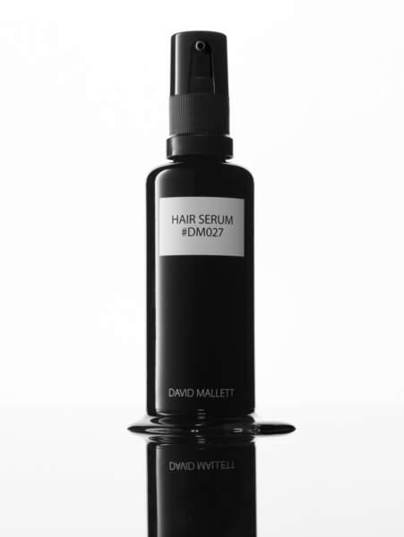 Hair Serum #DM027 de David Mallett, 60 €