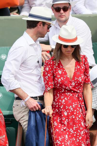 Pippa Middleton et son mari, bientôt parents