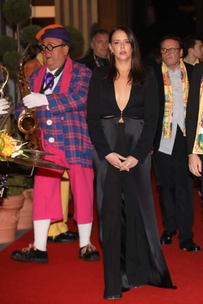 Pauline Ducruet au 42ème Festival International du Cirque de Monte-Carlo