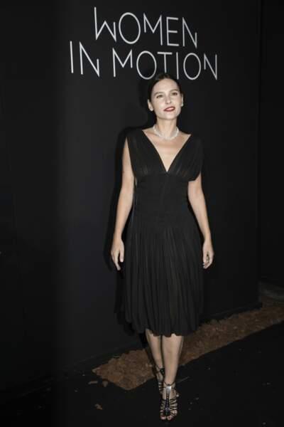 Virginie Ledoyen à Cannes le 13 mai dernier