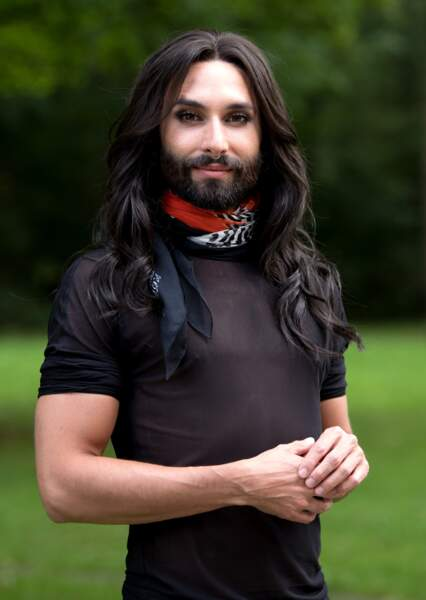 Conchita Wurst, l'évolution de son look