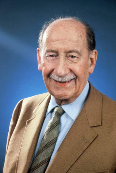 Le comédien et metteur en scène Pierre Dux (décédé le 1er décembre 1990)