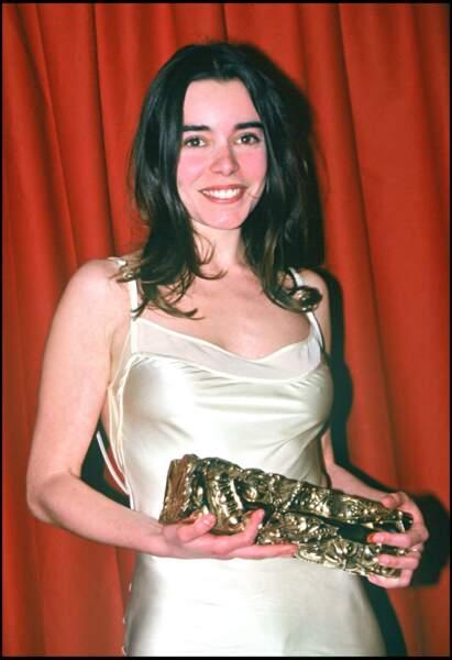 Elodie Bouchez vers 20 ans
