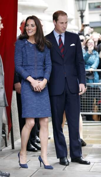 Ou ce 26 avril 2012, toujours à Londres