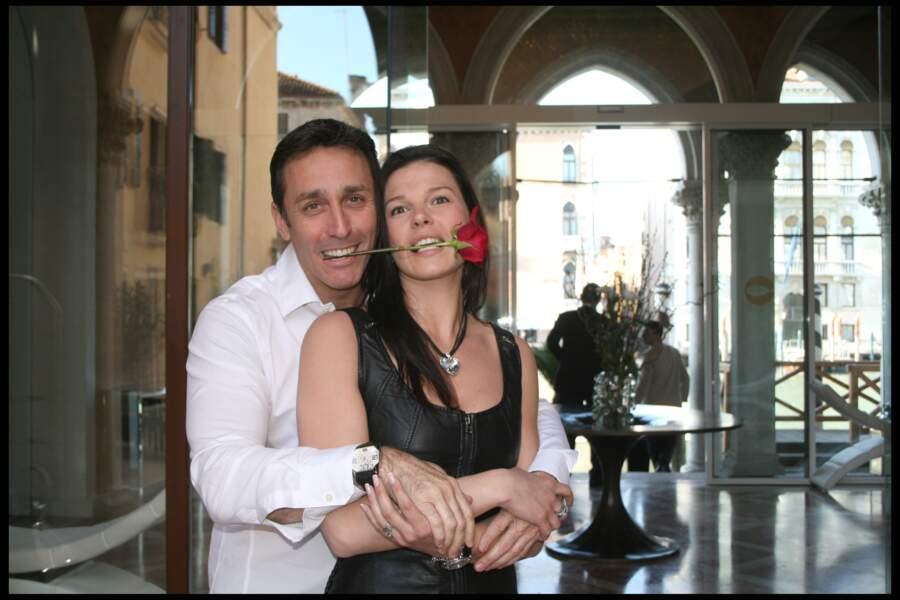 Daniel Ducruet et Kelly Marie Lancien