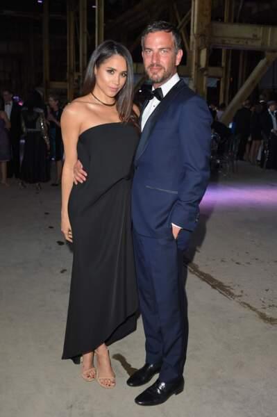 Markus Anderson a, lui, rencontré Meghan, alors qu'elle tournait la série Suits, à Toronto.