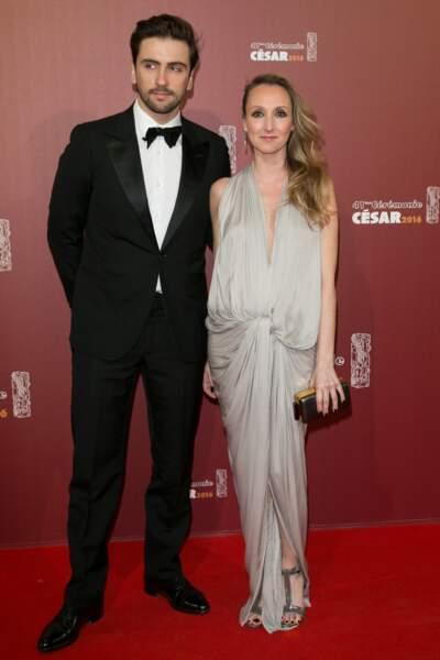 Thomas Sabbatier et Audrey Lamy
