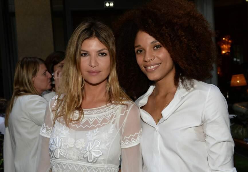 Isabelle Funaro et Stéfi Celma