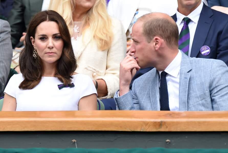 Fan de tennis, Kate Middleton ne manquerait Wimbledon pour rien au monde