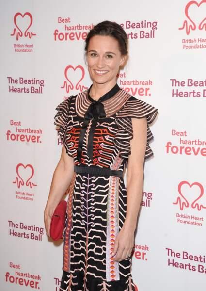 """Pippa Middleton a écrit un livre de recettes """"healthy"""" en partenariat avec la British Heart Foundation"""
