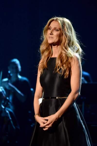 Céline Dion pourrait rendre son visage plus gai par quelques injections bien placées