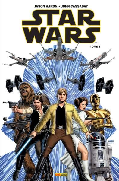 Star Wars Skywalker passe à l'attaque