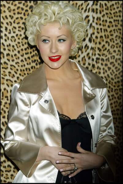 Les anglaises de Christina Aguilera