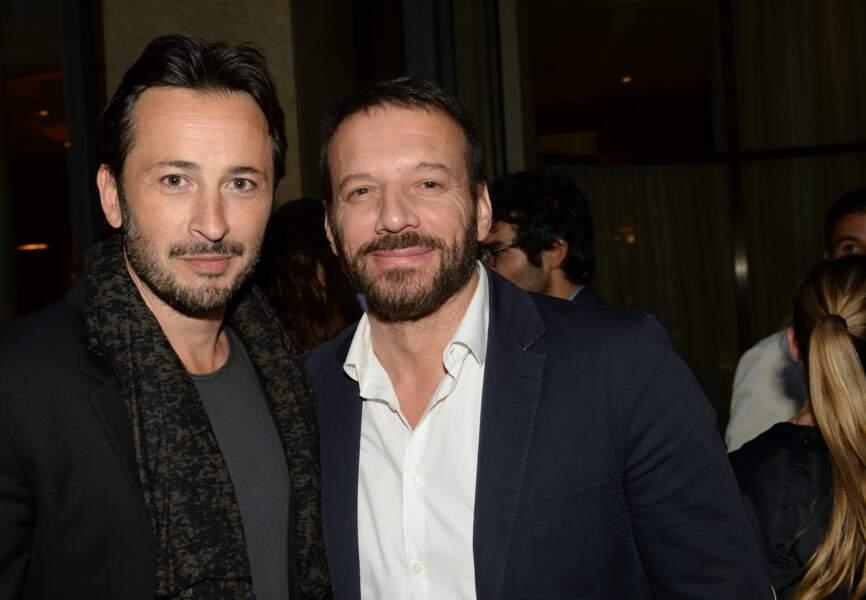 Michael Cohen et Samuel le Bihan