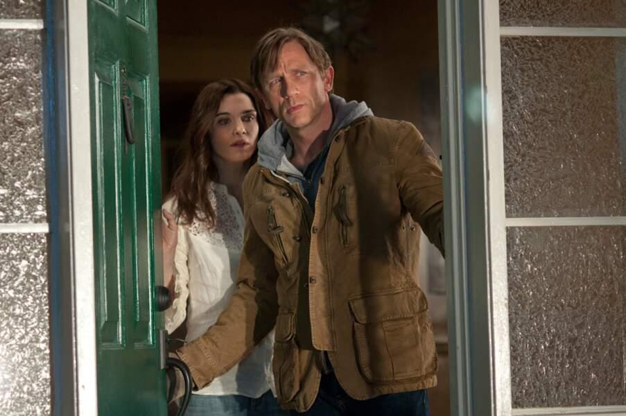 Daniel Craig et Rachel Weisz dans le film Dream house
