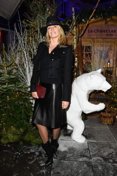 Estelle Lefébure, 51 ans et l'une des plus belles blondes de la planète depuis plus de 20 ans !