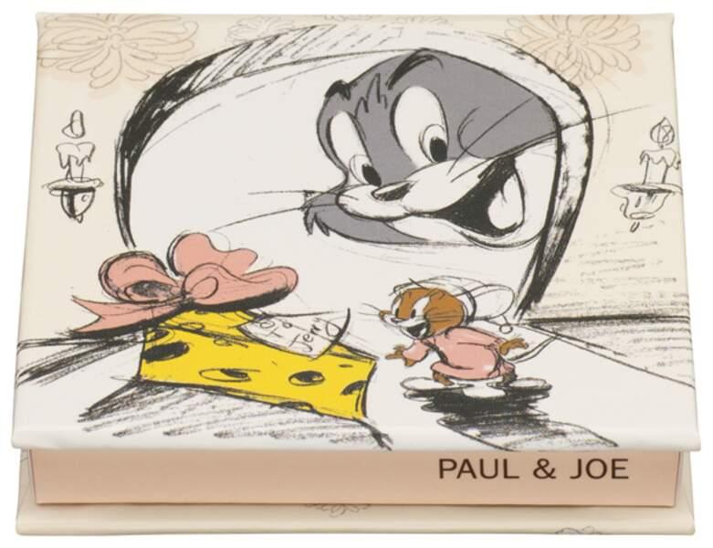 Boîtier Compact Paul & Joe x Warner Bros