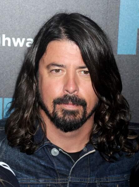 L'ancien batteur du groupe Nirvana, Dave Grohl