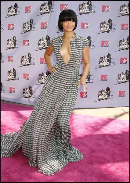 Rihanna filiforme en 2007, la chanteuse confie aujourd'hui à quel point elle était mince mais malheureuse