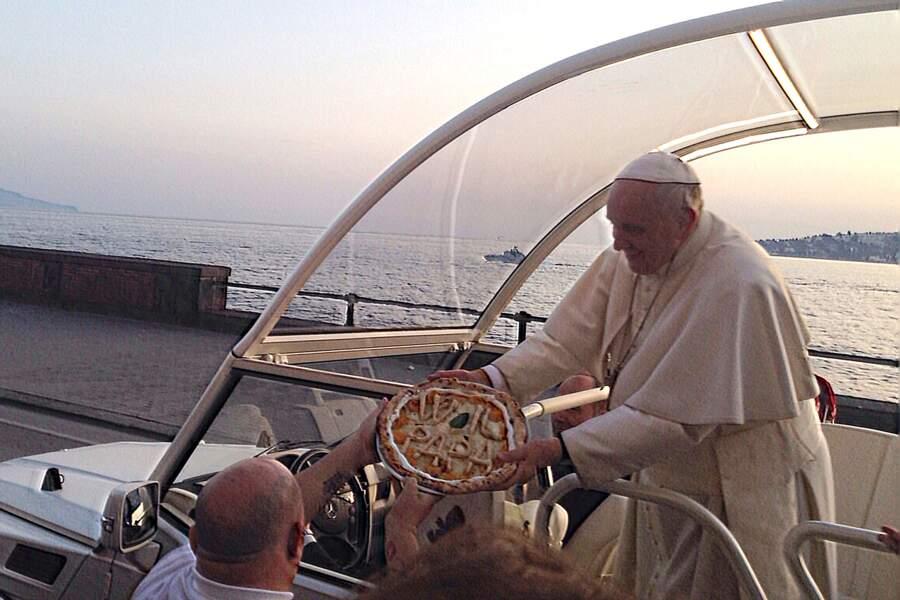 La pizza papale