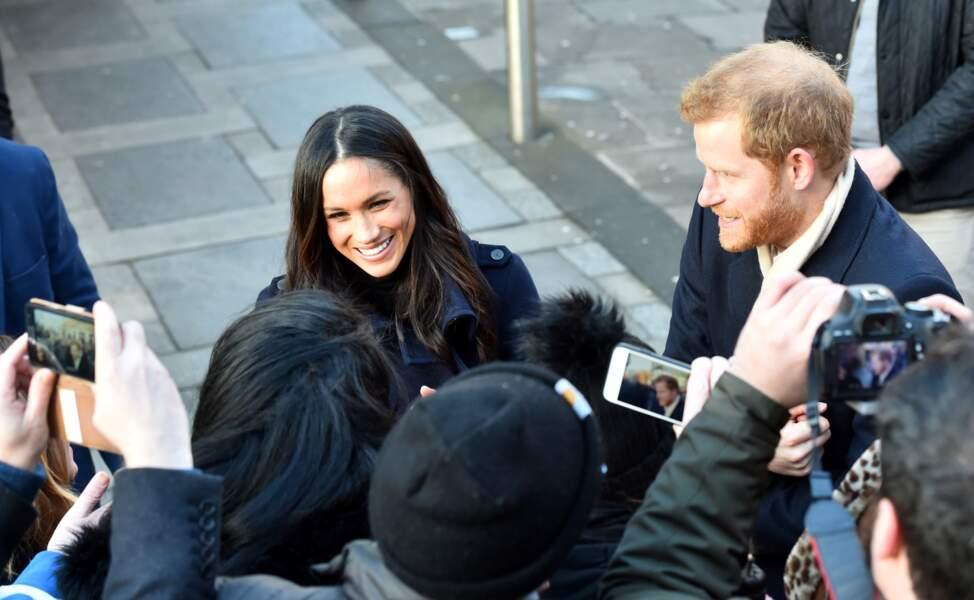 Le prince Harry et Meghan Markle ont décidé de se marier au printemps 2018