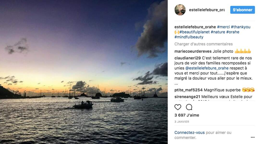 Les beaux paysages de Saint-Barth pris en photo par Estelle Lefébure