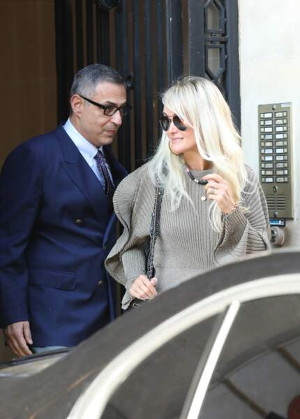 Laeticia Hallyday et son avocat : l'album posthume de Johnny sortira le 19 octobre